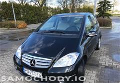 Mercedes-Benz Klasa A W169 (2004-2012) system start-stop, alufelgi , czujniki parkowania