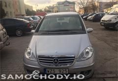 mercedes benz z województwa mazowieckie Mercedes-Benz Klasa A W169 (2004-2012) Benzyna 1.7 115KM 2005r.