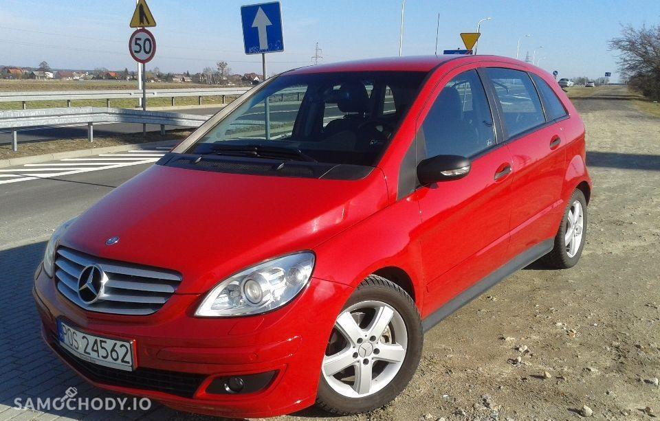 Mercedes-Benz Klasa B W245 (2005-2011) B180 2.0 90KM Klima Parctronic Hak Udokumentowany przebieg 1