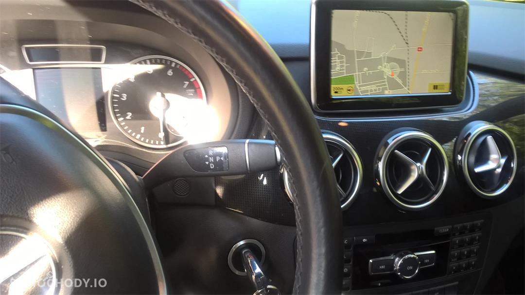 Mercedes-Benz Klasa B W246 (2011-)  16