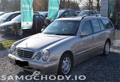 mercedes benz klasa e w210 (1995-2002) Mercedes-Benz Klasa E W210 (1995-2002) Temp. USB el.szyby 2003r.