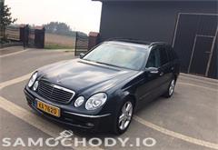 z miasta wieruszów Mercedes-Benz Klasa E W211 (2002-2009) szyberdach, xenony, przyciemniane szyby,
