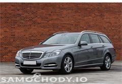 mercedes benz z województwa dolnośląskie Mercedes-Benz Klasa E W212 (2009-) Benzyna 1.8 184KM 2013r.