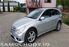 mercedes benz z województwa podlaskie Mercedes-Benz Klasa R 7 osobowy , 224 KM , SUV