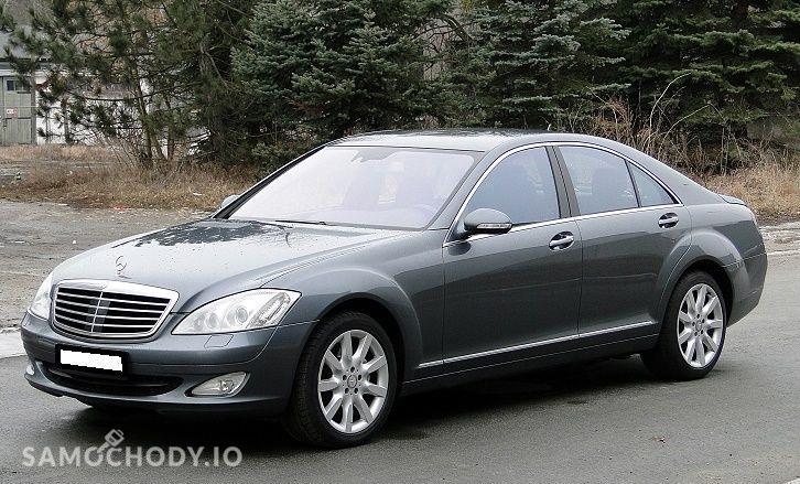 Mercedes-Benz Klasa S W221 (2005-2013) Radar Kamera Domykanie DVD Full Wersja 1