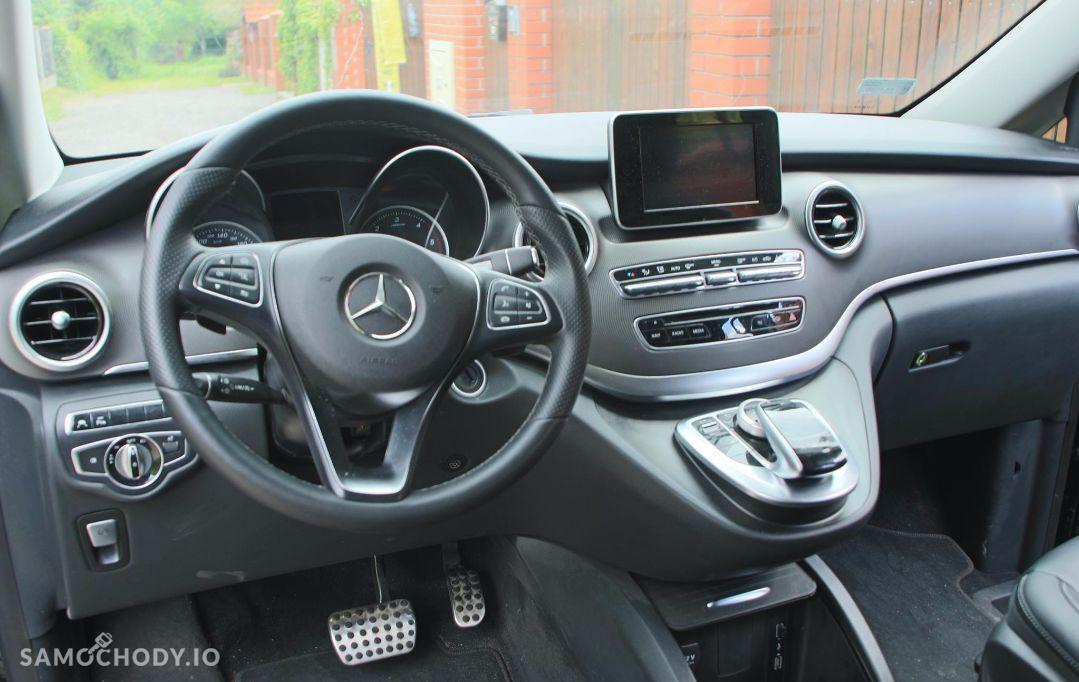 Mercedes-Benz Klasa V II (2014-) niski przebieg , 8 osobowy , bezwypadkowy 4
