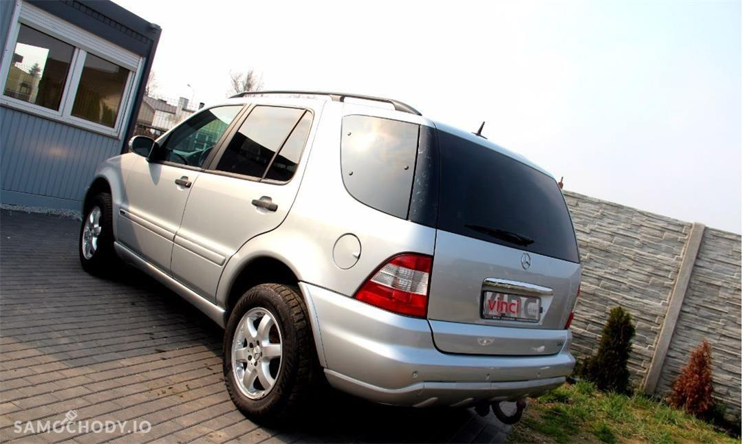 Mercedes-Benz ML W163 (1998-2005) SUV , 170 KM , FULL OPCJA 2