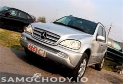 mercedes-benz ml w163 (1998-2005) suv , 170 km , full opcja