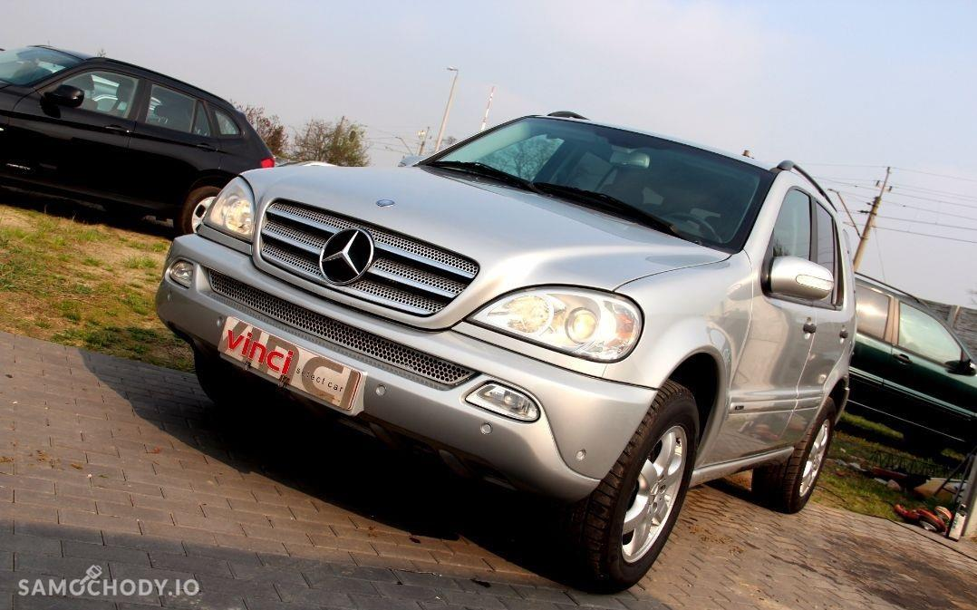 Mercedes-Benz ML W163 (1998-2005) SUV , 170 KM , FULL OPCJA 1