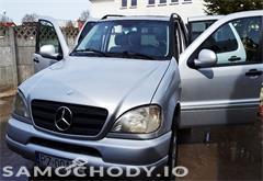 mercedes benz ml z województwa wielkopolskie Mercedes-Benz ML W163 (1998-2005) Hak Benzyna+LPG 2001r.