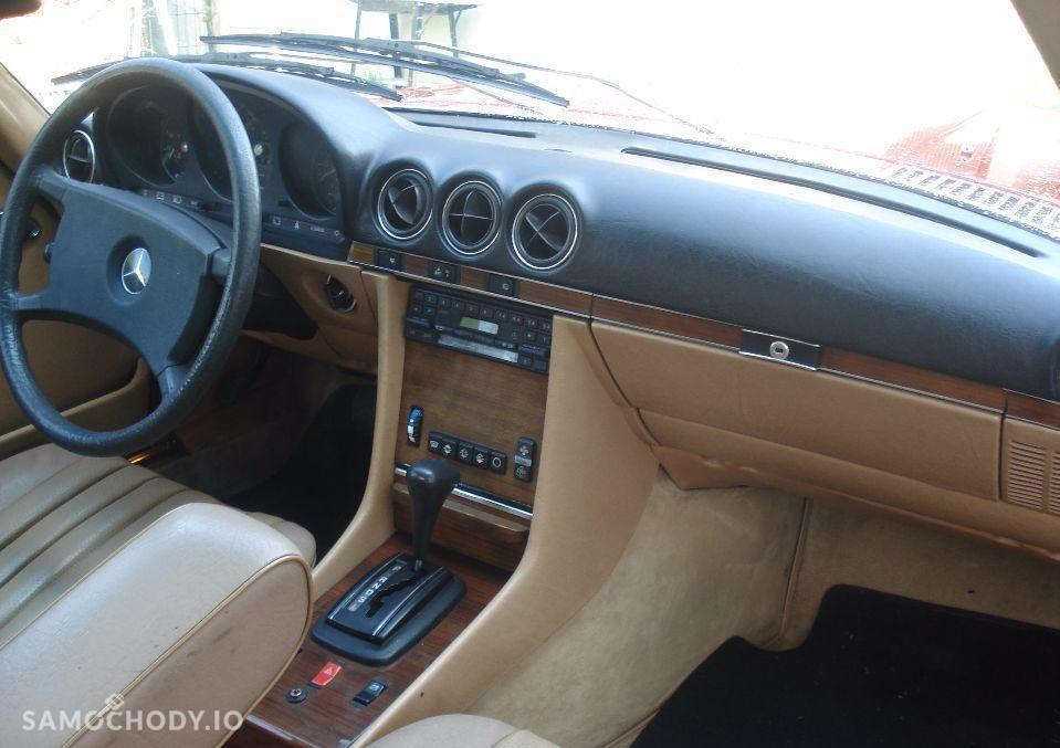 Mercedes-Benz SL R107 (1972-1989) Automat , super stan , klasyk 2
