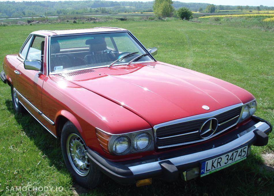 Mercedes-Benz SL R107 (1972-1989) Automat , super stan , klasyk 1