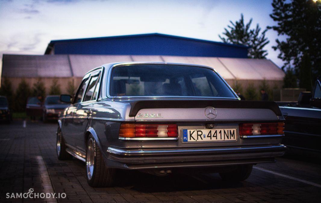 Mercedes-Benz W123 klasyk , szyberdach , automat  2