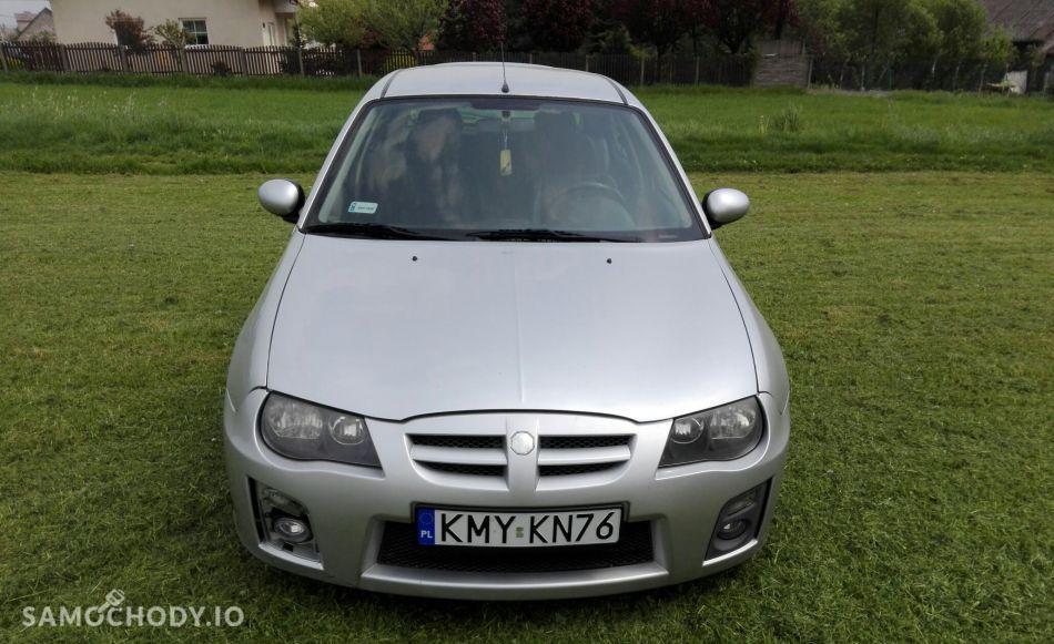 MG ZR 113 KM , diesel , alufelgi 1