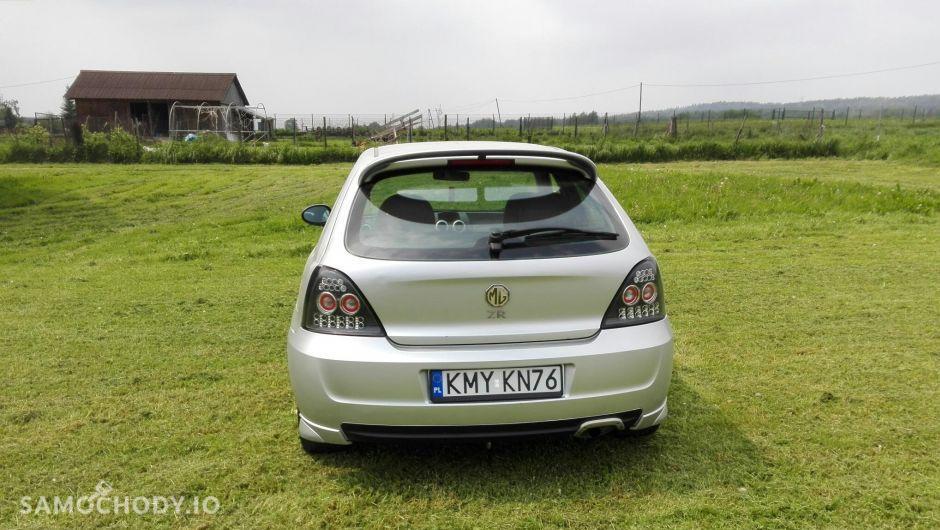 MG ZR 113 KM , diesel , alufelgi 4