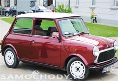 mini Mini 1000 skóra , 40 KM , bezwypadkowy