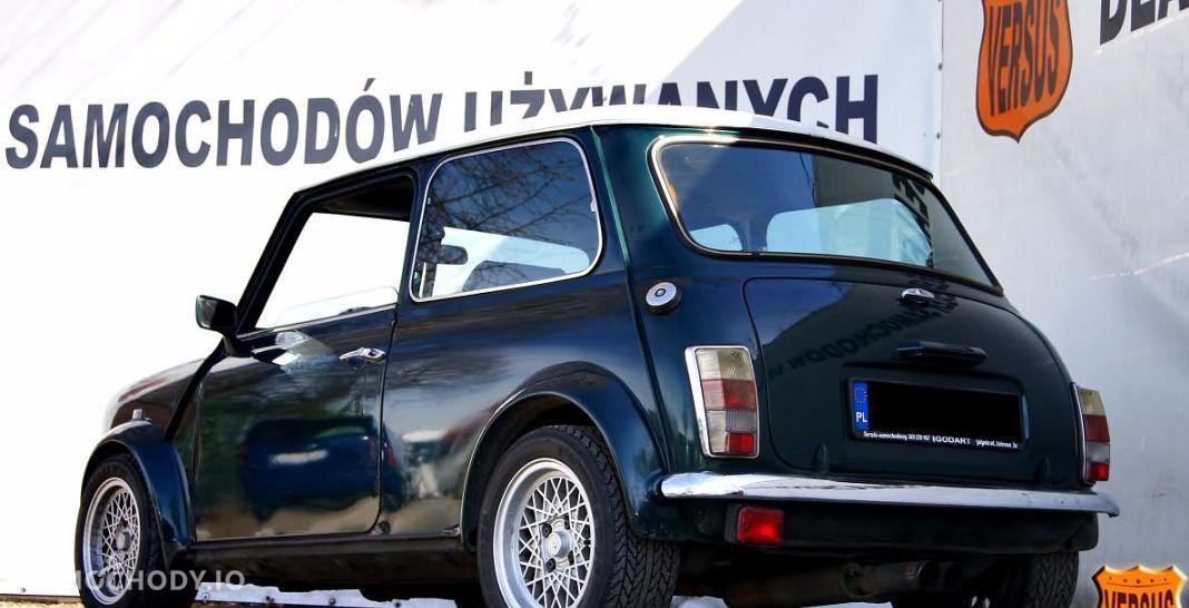 Mini 1300 62 KM , alufelgi , zarejestrowany w Polsce 2
