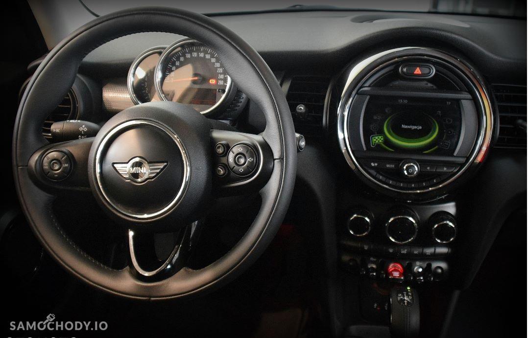 Mini Cooper sutomat , kierownica sportowa m czujniki parkowania  4