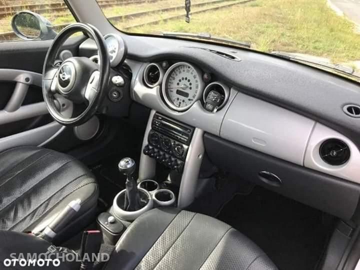 Mini Cooper Mini cooper r50 2003r 1,6 benzyna 115koni  4