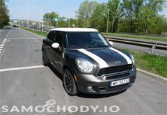 mini z województwa mazowieckie Mini Paceman Zarejestrowany w Polsce , 184 KM , skóra