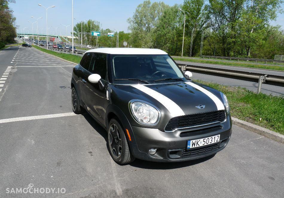 Mini Paceman Zarejestrowany w Polsce , 184 KM , skóra 1