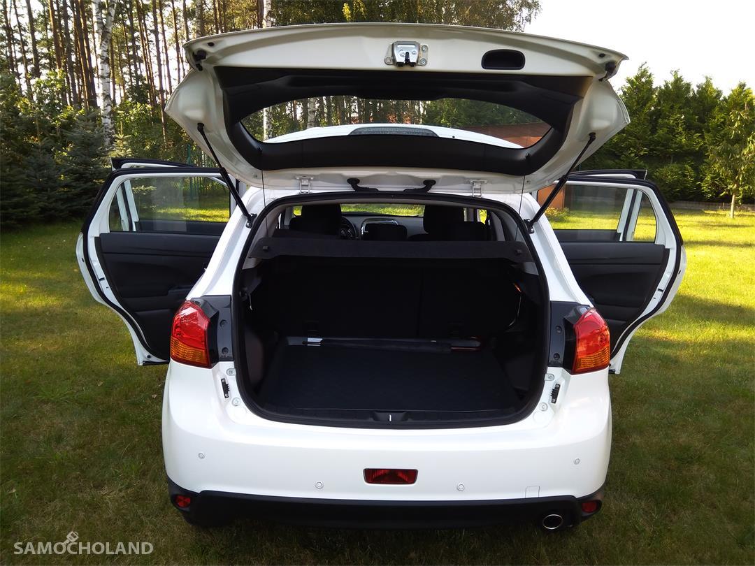 Mitsubishi ASX 1,6 INVITE NAVI Samochód kupiony w polskim salonie, serwisowany, pierwszy właściciel. Stan techniczny i wizualny idealny, mały przebieg.  7