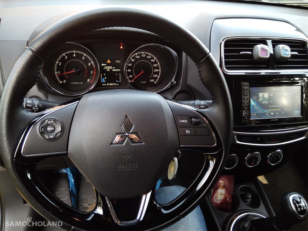 Mitsubishi ASX 1,6 INVITE NAVI Samochód kupiony w polskim salonie, serwisowany, pierwszy właściciel. Stan techniczny i wizualny idealny, mały przebieg.  37