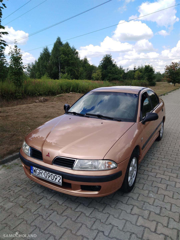Mitsubishi Carisma II (1999-2004) fajne autko z małym przebiegiem,sprowadzony 1