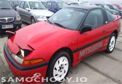 mitsubishi z województwa mazowieckie Mitsubishi Eclipse I (1990-1995) 150 KM , bezwypadkowy , stan bardzo dobry