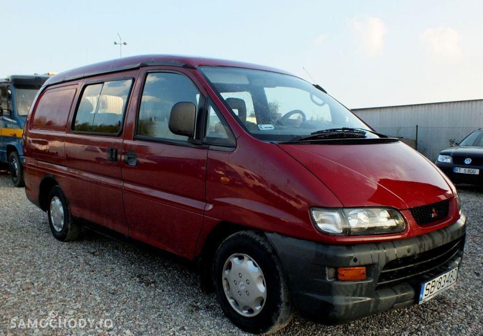 Mitsubishi L400 8 osobowy , hak , zarejestrowany 1