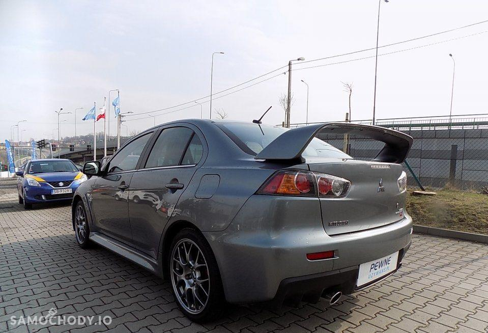 Mitsubishi Lancer Evolution 2013 29 000 km Benzyna Sedan/Limuzyna  2