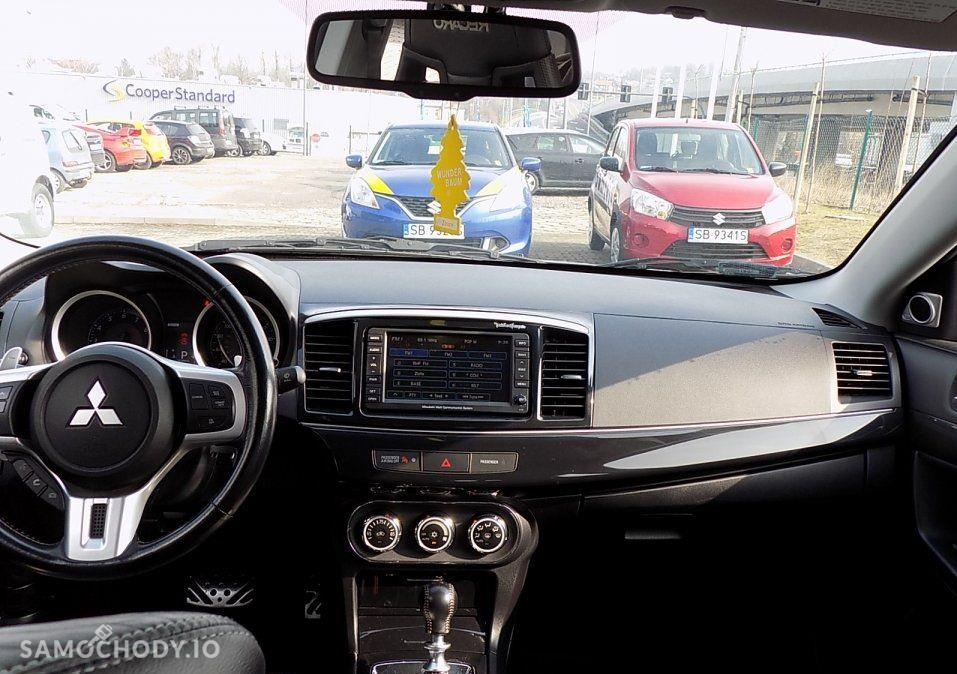 Mitsubishi Lancer Evolution 2013 29 000 km Benzyna Sedan/Limuzyna  4