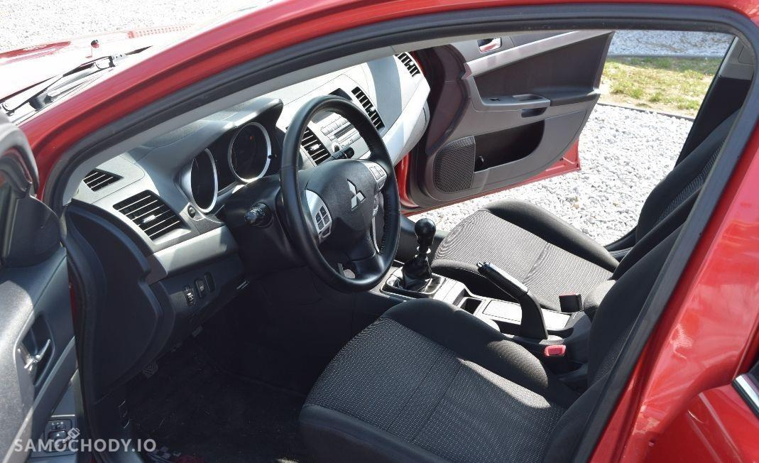 Mitsubishi Lancer VIII (2007-) Hatchback , dynamiczny, oszczędny 4