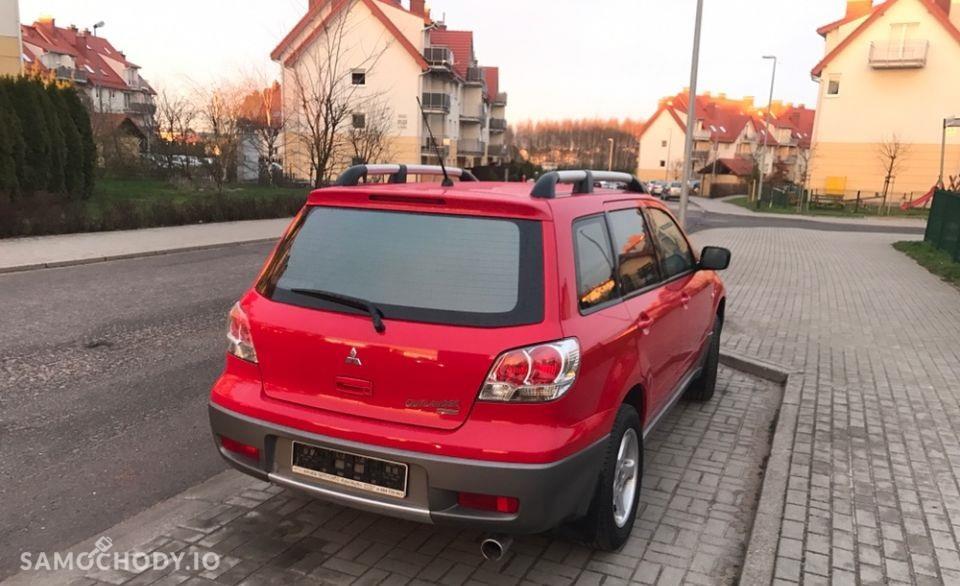 Mitsubishi Outlander I (2001-2006) 2003 4x4 136KM Klima Alu 2