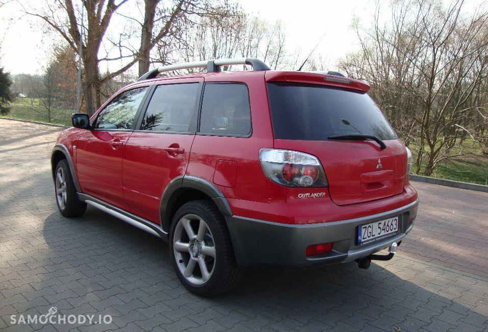 Mitsubishi Outlander I (2001-2006) 2,4 160KM Benz 1 właściciel z Niemiec 2