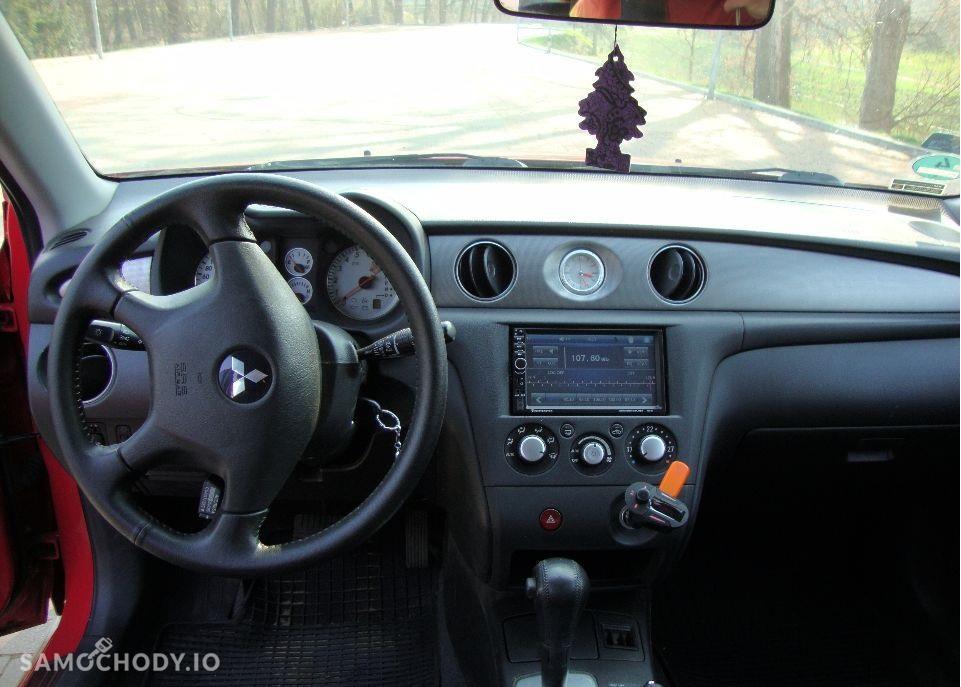 Mitsubishi Outlander I (2001-2006) 2,4 160KM Benz 1 właściciel z Niemiec 4