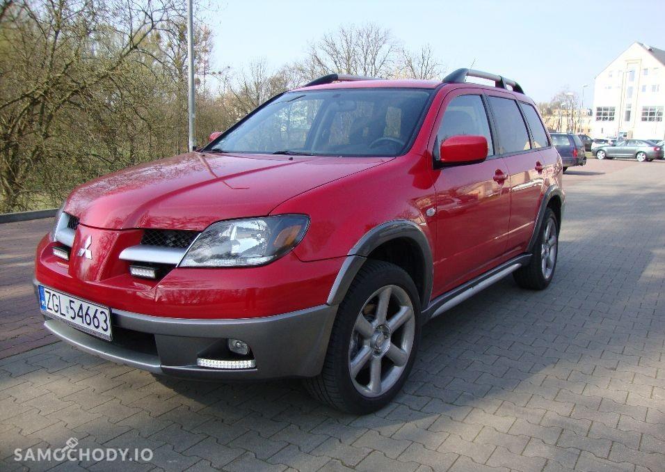 Mitsubishi Outlander I (2001-2006) 2,4 160KM Benz 1 właściciel z Niemiec 1