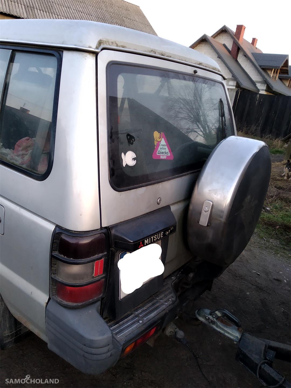 Mitsubishi Pajero II (1990-2000) 2.8 TDI 2