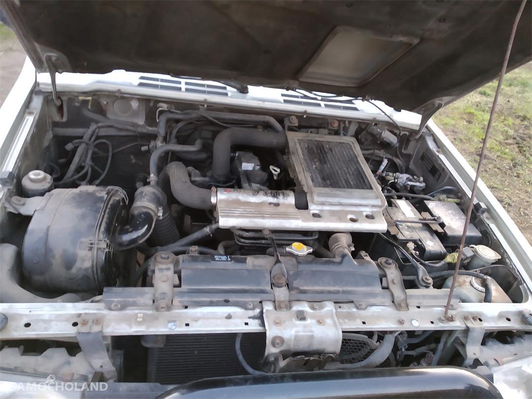 Mitsubishi Pajero II (1990-2000) 2.8 TDI 16