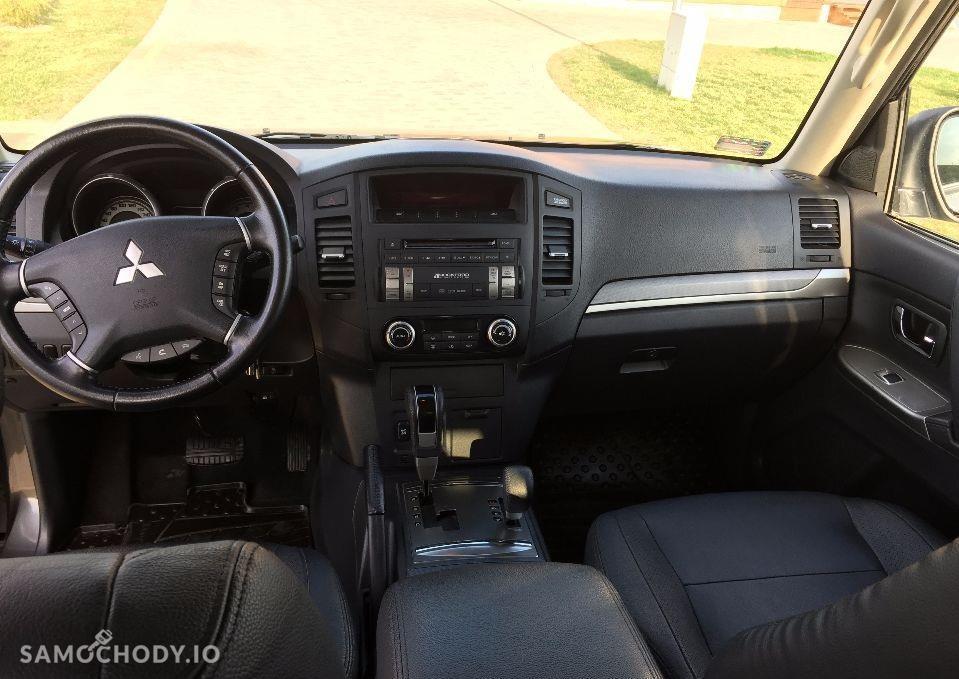 Mitsubishi Pajero IV (2007-) terenowy , 200 KM , XENONY , 4X4  4