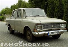 z miasta tomaszów lubelski Moskwicz 412 bezwypadkowy , 50 KM , sprawne