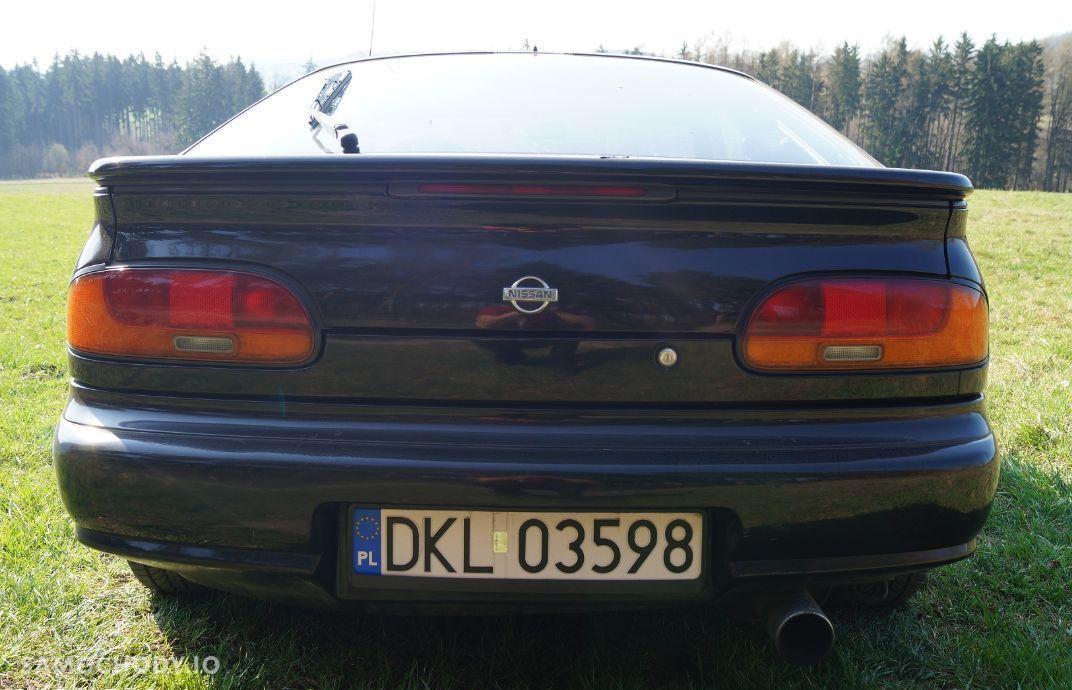 Nissan 100 NX ZAMIANA , 143 KM , BENZYNA 4