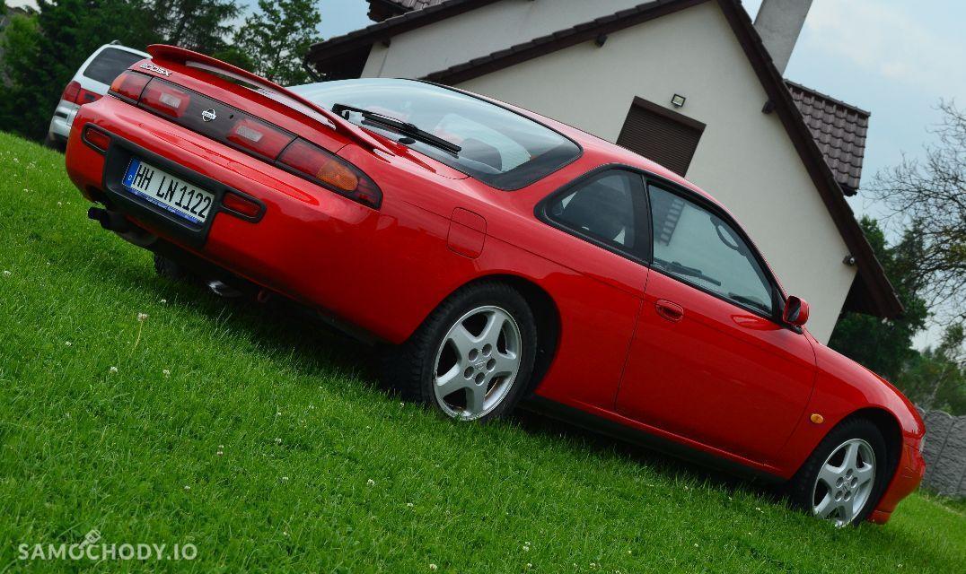 Nissan 200 SX z Niemiec , 200 KM , bezwypadkowy 4