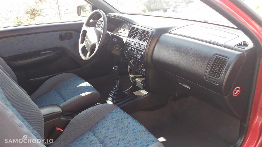 Nissan Almera N15 (1995-2000) ORYGINALNY JAPOŃCZYK, przebieg 173000, klimatyzacja 7