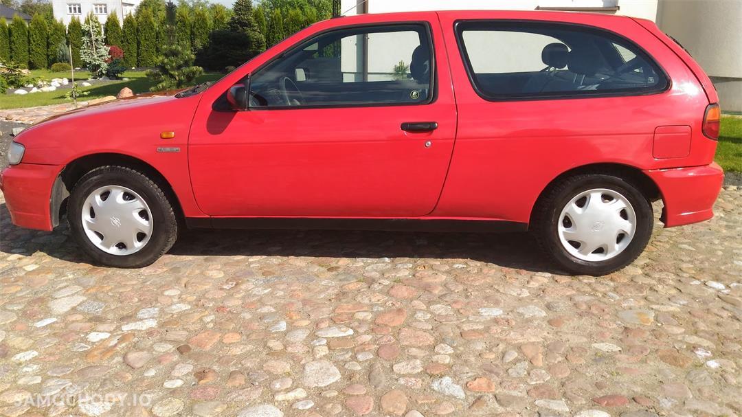 Nissan Almera N15 (1995-2000) ORYGINALNY JAPOŃCZYK, przebieg 173000, klimatyzacja 1