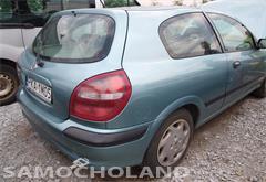 nissan z województwa wielkopolskie Nissan Almera N16 (2000-2006) 2.2 Turbo Diesel 2001r zielony met