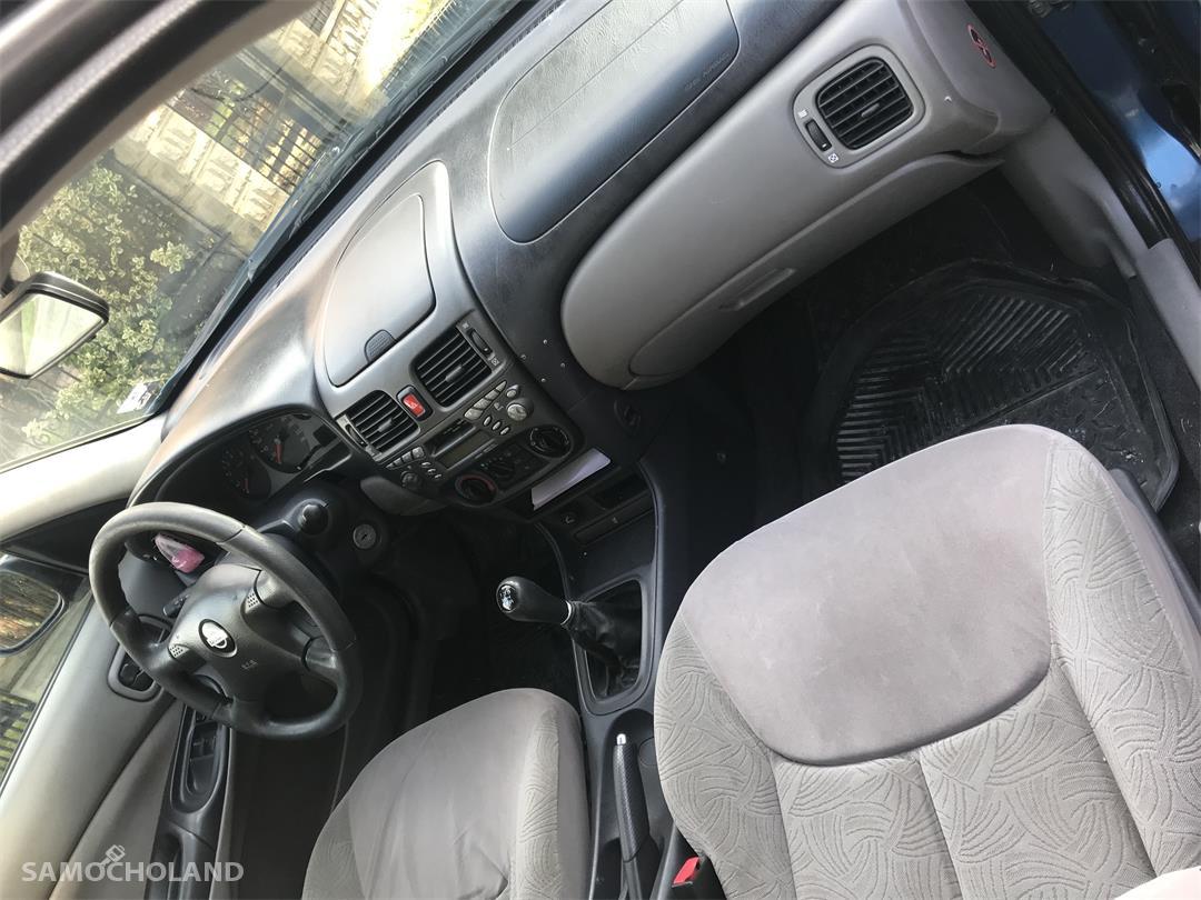 Nissan Almera N16 (2000-2006) Nissan Almera godny uwagi! 2