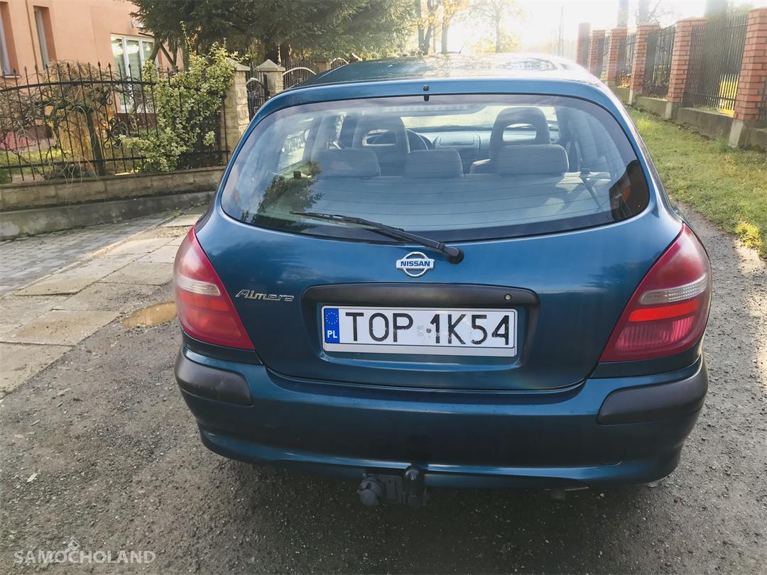 Nissan Almera N16 (2000-2006) Nissan Almera godny uwagi! 4