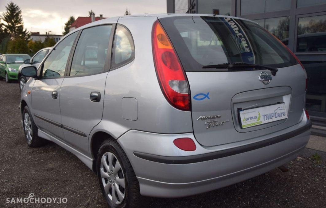 Nissan Almera Tino ESP , klima ,  opłacony 2