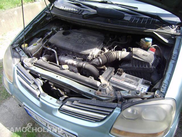 Nissan Almera Tino Nissan Almera Tino super stan I właściciel bogate wyposażenie 11